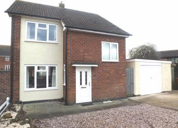 Thumbnail 3 bedroom detached house for sale in Tennyson Way, Melton Mowbray