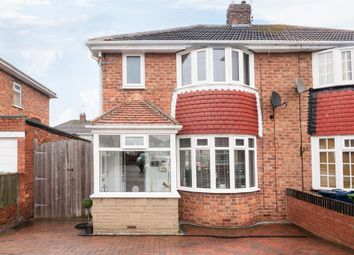 Thumbnail 3 bedroom semi-detached house for sale in Lunedale Ave, Seaburn Dene, Sunderland, Tyne And Wear