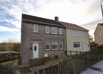 Thumbnail 4 bedroom property for sale in Lochmark Avenue, Drongan, Ayr