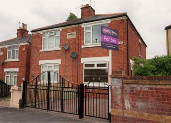 Thumbnail 2 bed semi-detached house for sale in Rock Street, Nottingham