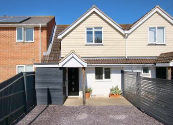 Thumbnail 4 bed end terrace house for sale in Lower Buckland Road, Lymington, Hampshire