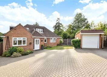 Thumbnail 5 bed detached house for sale in Rectory Close, Little Sandhurst, Berkshire