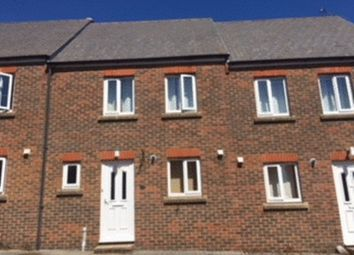 Thumbnail 2 bed terraced house to rent in Lornton Walk, Dorchester