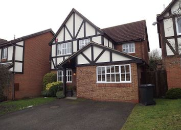 Thumbnail 4 bed detached house to rent in Horseman's Ride, Chiswell Green