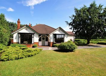 Thumbnail 3 bed bungalow for sale in Main Road, Goostrey, Crewe