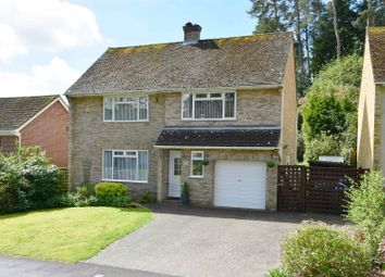 Thumbnail 4 bed detached house for sale in Normay Rise, Newbury