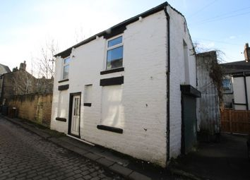 Thumbnail 1 bedroom detached house for sale in Brook Street, Glossop