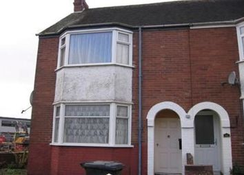 Thumbnail 1 bed flat to rent in St. Katherines Road, Exeter