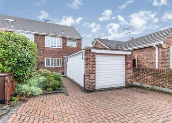Thumbnail 2 bed semi-detached house for sale in Station Road, Newington, Sittingbourne