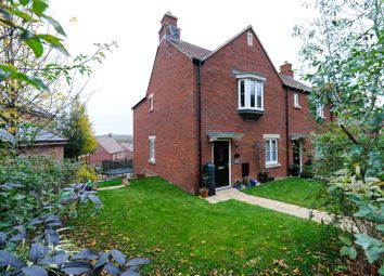 Thumbnail 4 bed semi-detached house for sale in Chopping Knife Lane, Marlborough, Wiltshire