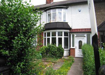 3 bed property to rent in Regina Crescent, Victoria Avenue, Hull HU5