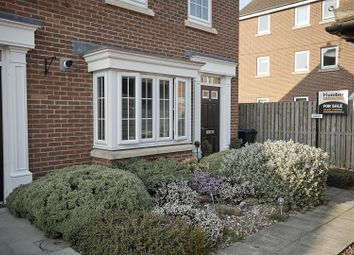 Thumbnail 3 bedroom semi-detached house for sale in Hornscroft Park, Kingswood, Hull