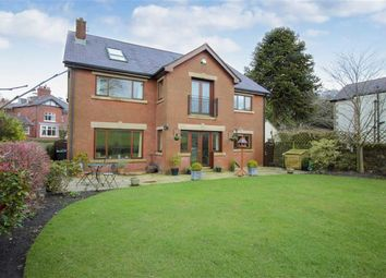 Thumbnail 5 bed detached house for sale in Brooklyn Road, Clayton Le Dale, Blackburn