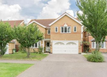 Thumbnail 4 bed detached house for sale in Monellan Grove, Caldecotte, Milton Keynes