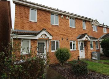 Thumbnail 2 bed semi-detached house for sale in Broughton Drive, Newark