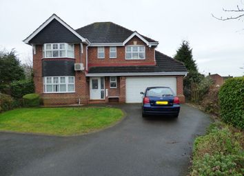 Thumbnail 4 bed detached house to rent in Parker Gardens, Stapleford, Nottingham