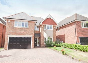 Thumbnail 5 bed detached house for sale in Cassander Place, Holly Grove, Pinner, Middlesex