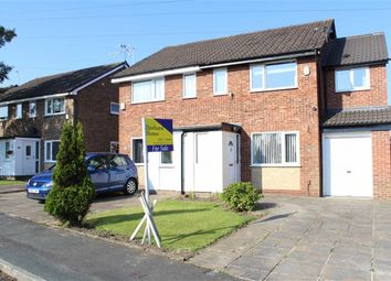 Thumbnail 3 bed semi-detached house for sale in Singleton Close, Fulwood, Preston