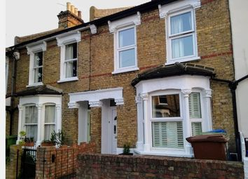 Thumbnail 3 bed terraced house for sale in Thompson Road, East Dulwich