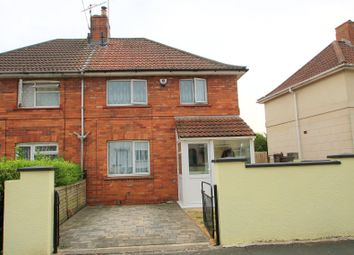 Thumbnail 3 bed semi-detached house for sale in Camberley Road, Knowle, Bristol