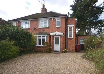 Thumbnail 3 bed semi-detached house to rent in Woodcote Way, Caversham