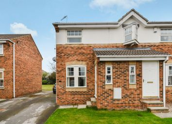 Thumbnail 2 bed semi-detached house for sale in 7 Park Close, Wakefield