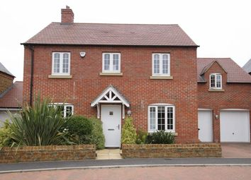 Thumbnail 4 bed detached house for sale in Rochester Close, Middleton Cheney, Banbury