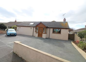 Thumbnail Detached bungalow for sale in Westhill Avenue, Milford Haven, Pembrokeshire.