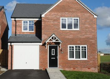 "Thumbnail 4 bedroom detached house for sale in ""The Roseberry "" at Went Meadows Close, Dearham, Maryport"