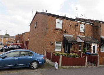 Thumbnail 2 bed end terrace house for sale in St Clements Court, Purfleet