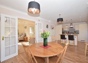 Thumbnail 4 bed detached house for sale in Mill Road, Liss, Hampshire