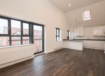 Thumbnail 2 bed penthouse for sale in King Street, Norwich