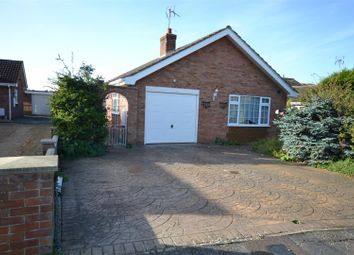 Thumbnail 3 bed detached bungalow for sale in Silver Drive, Dersingham, King's Lynn