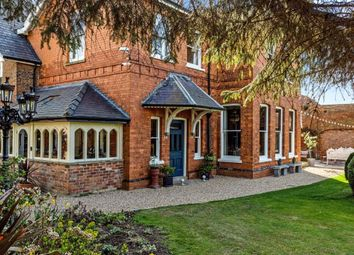 Thumbnail 7 bed detached house for sale in The Manor, Church Lane, Bardney, Lincoln