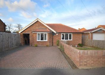 Thumbnail 3 bed detached bungalow for sale in Longmead, Windsor, Berkshire