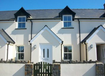 Thumbnail 2 bed terraced house for sale in Plot 3 Hays Lane, Sageston, Tenby, Pembrokeshire