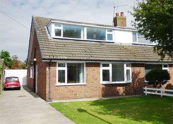 Thumbnail 4 bedroom semi-detached bungalow for sale in Vernon Avenue, Warton, Lancashire
