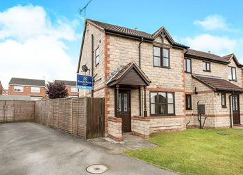 Thumbnail 3 bed semi-detached house for sale in Blue Bell Close, Inkersall, Chesterfield