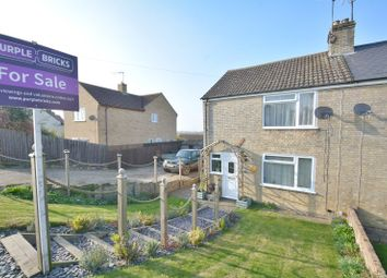 Thumbnail 3 bedroom semi-detached house for sale in Main Street, Prickwillow