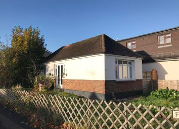 Thumbnail 1 bed bungalow for sale in 174 Fairview Avenue, Wigmore, Gillingham, Kent
