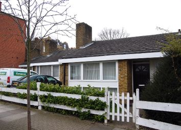 Thumbnail 1 bed bungalow to rent in Gowrie Road, Battersea