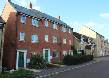Thumbnail 4 bed town house to rent in Bradford Drive, Colchester