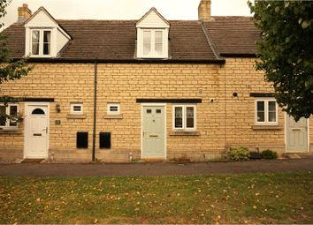 Thumbnail 2 bed terraced house for sale in Bluebell Way, Carterton