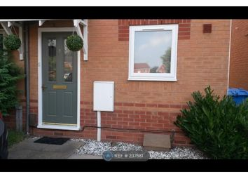 Thumbnail 2 bed semi-detached house to rent in Charing Court, Derby