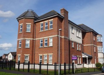 Thumbnail 2 bed flat for sale in Dorchester Avenue, Walton Le Dale, Preston