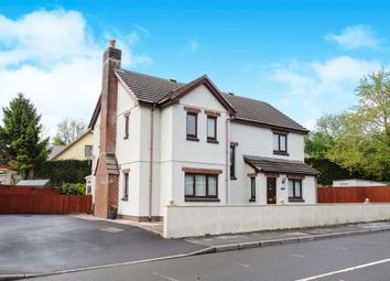 Thumbnail 4 bed detached house for sale in Llandeilo Road, Gorslas, Llanelli