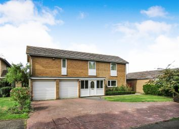 Thumbnail 5 bed detached house for sale in Abbots Close, Ramsey, Huntingdon