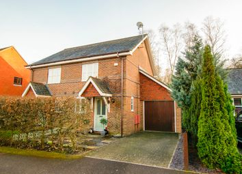 Thumbnail 2 bed semi-detached house for sale in Beauclerk Green, Winchfield, Hook