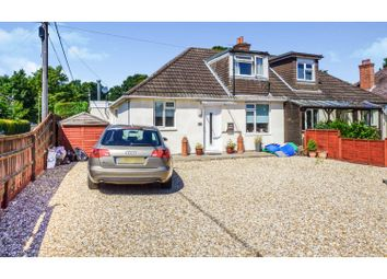 Hampton Lane, Southampton SO45. 4 bed semi-detached bungalow