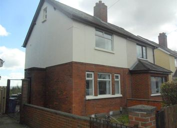 Thumbnail 2 bedroom semi-detached house for sale in Joanmount Gardens, Belfast